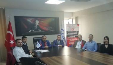 Mersin'de Çocuk İşçiliği ile Mücadele Toplantısı yapıldı