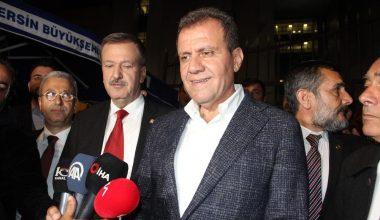 Mersin'de seçimin galibi CHP Adayı Vahap Seçer oldu