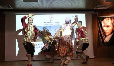 Mersin'de Turizm Haftası kutlamaları