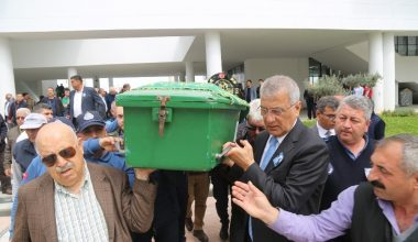 Mezitli'nin eski belediye başkanı Savcı hayatını kaybetti
