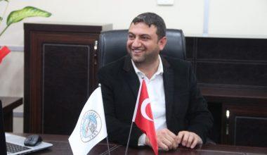 MHP'li Belediye Başkanı Volkan Şeker görevi devraldı