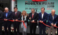 Mobilya sektörü, İMOB Mersin Mobilya Fuarı'nda buluştu