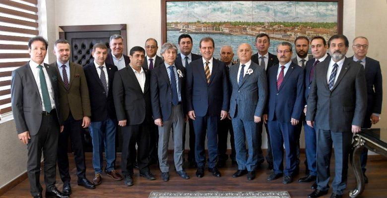 MTSO yönetiminden Seçer'e 'komisyon' önerisi