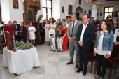 Seçer, Ortodoks Kilisesi'ndeki Paskalya Bayramına katıldı