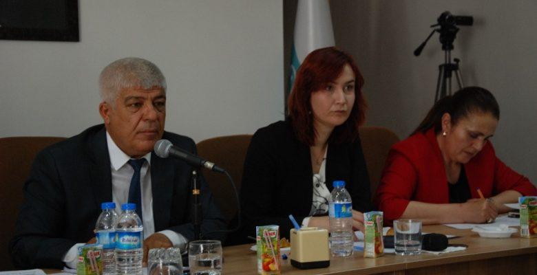 Silifke Belediye Meclisi ilk toplantısını yaptı
