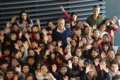 Tarhan, çocuklardan organizasyon ve kuruluşlarda görev almalarını istedi