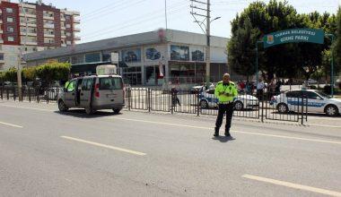 Tarsus'ta 2 kazada 2 ölü