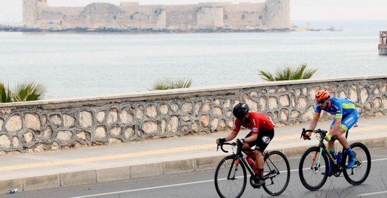 'Tour Of Mersin'in en uzun ve zorlu etabı tamamlandı