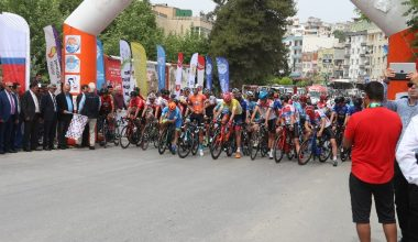 Tour of Mersin'in ikinci etabı Mut'tan başladı