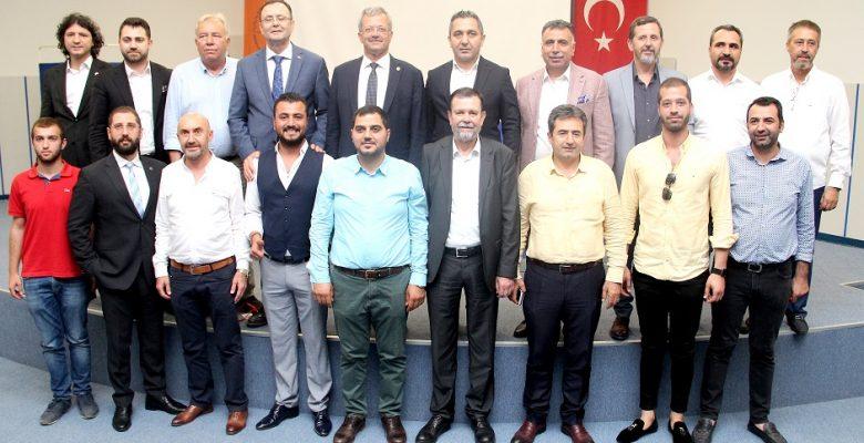 Sabri Tekli yeniden Başkan seçildi