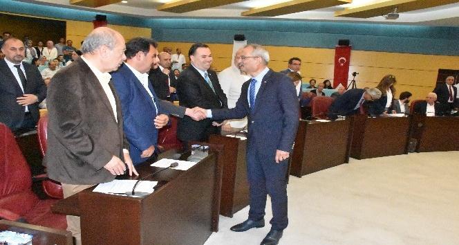 Tarsus Belediyesi'nin borcu 97 milyon lira