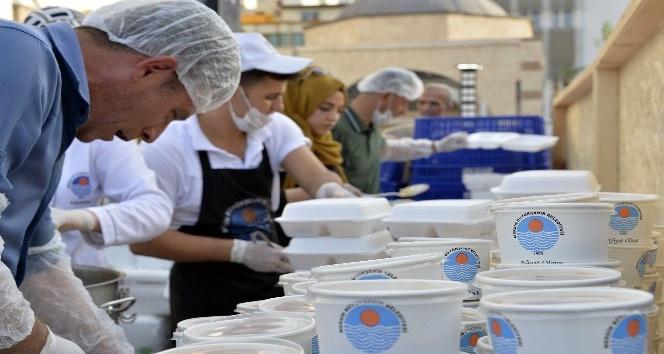 Mersin'de üniversite öğrencileri için iftar sofrası kurulacak