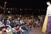 Toroslar'da Ramazan şenlikleri başladı