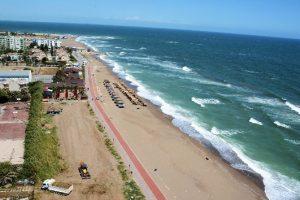 Büyükşehir, Soli Pompeiopolis sahillerini yaza hazırlıyor