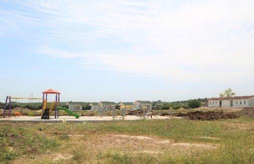 'Mutlu Yaşam Köyü' tamamlanma aşamasına geldi
