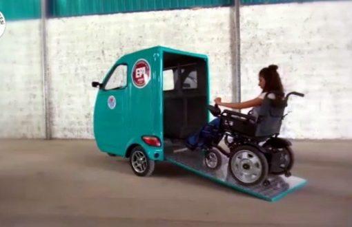 Engel tanımayan araç