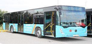 Belediye otobüsleri 1 TL oldu