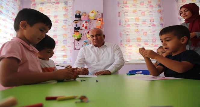 Erdemli Belediyesi yaz okulu açıyor