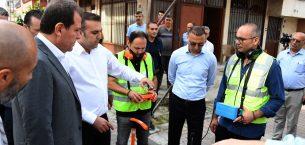 """""""Mersin'de yüzde 45 civarında bir kayıp-kaçak var"""""""