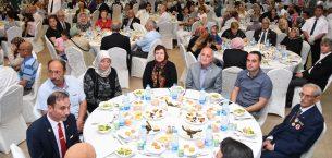 Başkan Seçer, şehit aileleri, gaziler ve gazi yakınları  ile bir araya geldi.