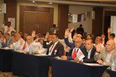 Başkan Yılmaz, Çukurova Belediyeler Birliği encümen üyeliğine seçildi