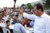 Başkan Seçer, Aydıncık halkıyla iftar sofrasında buluştu