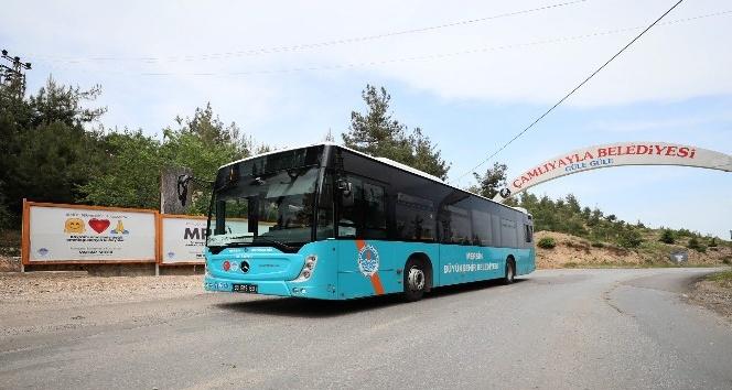 Tarsus-Çamlıyayla arası otobüs seferleri başladı