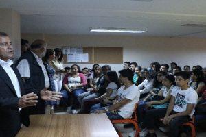 Başkan Seçer'den üniversite sınavına girecek öğrencilere destek