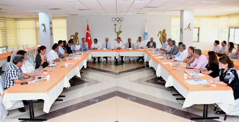 Büyükşehir Belediyesi'nin 2020-2024 Dönemi Stratejik Plan Hazırlıkları Başladı