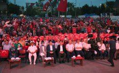 """BİZİ DEMOKRASİ KURTARACAK"""