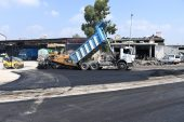 Tarsus Kemalpaşa Sanayi Sitesi'nin Asfalt Sorunu Çözülüyor