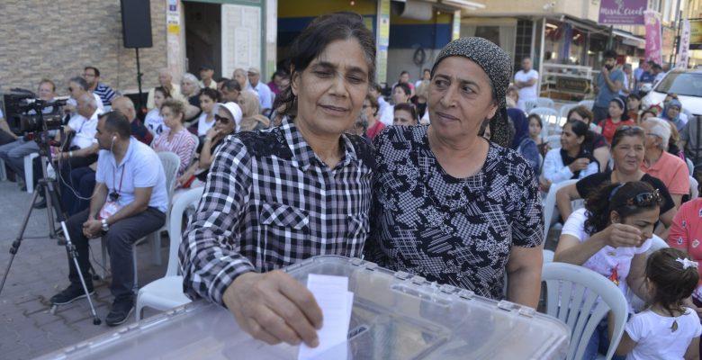 Yenişehir Belediyesi, vatandaşa sordu!