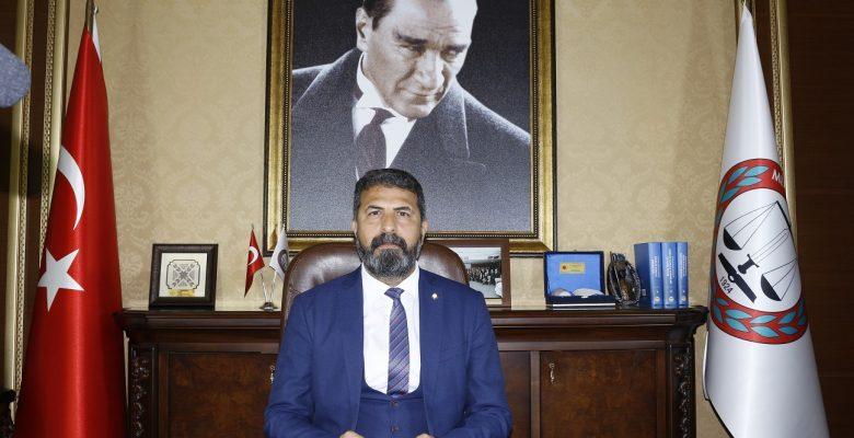 'ADLİYELERDE PANDEMİ ÖNLEMLERİNİ ARTIRIN'