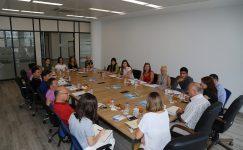 İmar ve Ruhsat Müdürleri Mezitli'de Toplandı