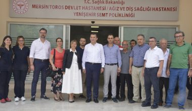 Yenişehir Semt Polikliniği Hasta Kabulüne Başladı