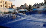 Çocuklar için portatif havuz