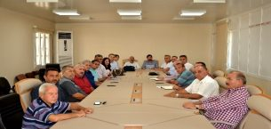 MESKİ, Tarsus'taki sorunları çözmek için harekete geçti