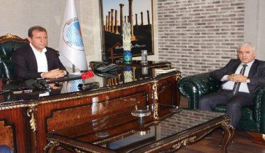 """""""Mersin'den Kuzey Irak'a ihracatı artırmak için girişimler yapabiliriz"""""""