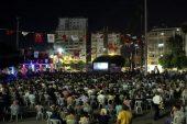 Akdeniz'de yazlık sinema gösterimi başladı