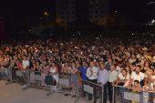 Yenişehir de 30 Ağustos coşkusu yaşandı