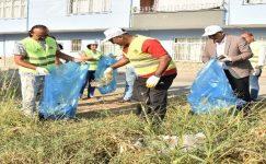 Sokakta Temizlik Var' projesi başladı