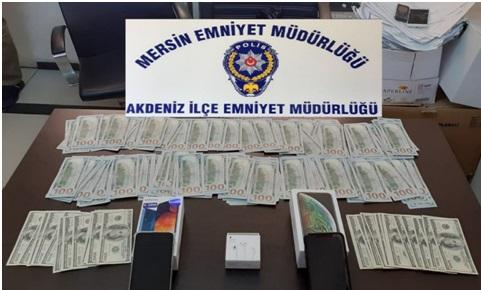 Hırsızlar Antep ilinde Yakalandı