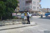 Tarsus'ta geniş kapsamlı uygulama yapıldı