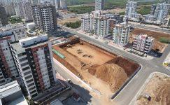 Mezitli'ye Yeni Bir Kent Merkezi Kazandırılıyor