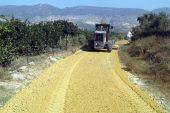 Akdeniz'de Tarım Yolları Açılıyor