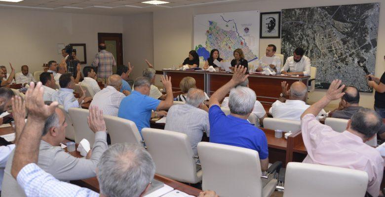 Yenişehir Belediye Meclisi Başkan Özyiğit'e Borçlanma Yetkisi Verdi