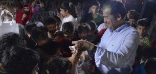Yenişehir Belediyesi, eğitici çocuk tiyatrosunu mahallelere taşıdı
