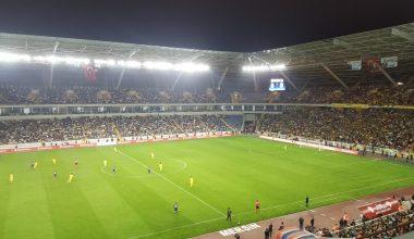 Fenerbahçe, kupada Tarsus'u eledi