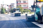 218. Cadde asfaltlandı