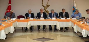 Yol Trafik Güvenliği Yönetim Sistemi toplantısı yapıldı
